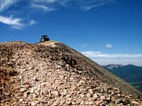 The Summit of Hahn\'s Peak