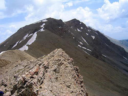 Parvaneh Peak