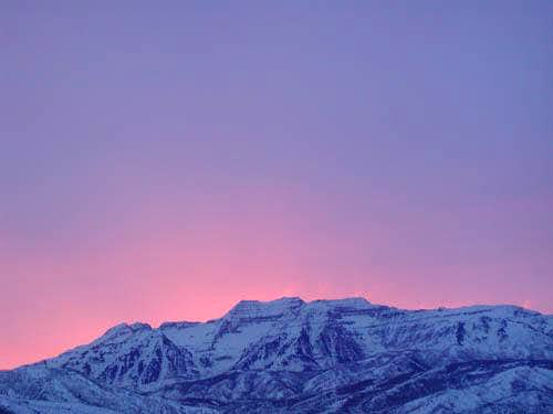 """Timp on Fire"" the mountain..."