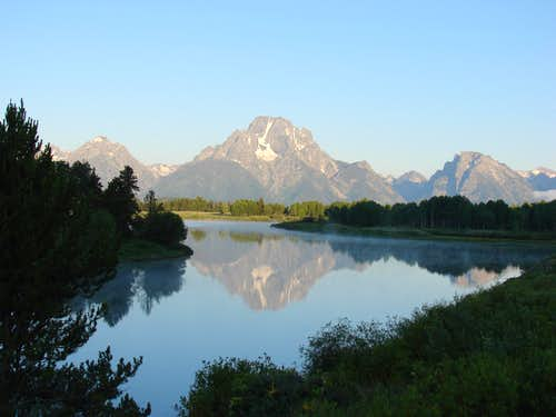 Grand Teton and Yellowstone