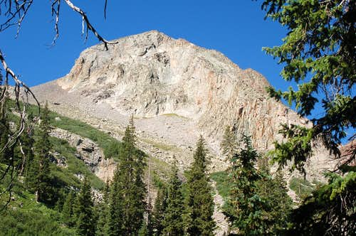 Unnamed Peak