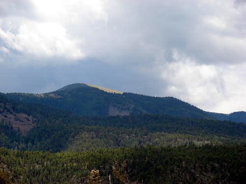 South Baldy