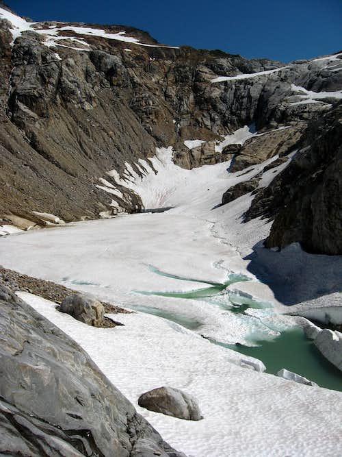 Glacial Lake, W. McMillan