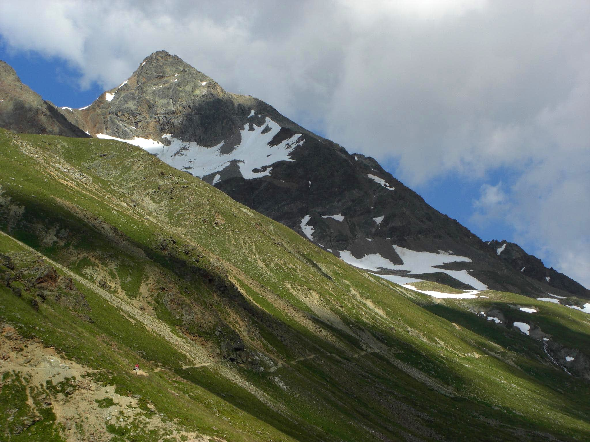 Piz Languard Main Hiking Routes