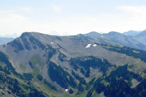 Obstruction Peak