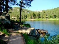 Horsethief Lake Trail