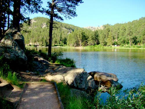 Horsethief Lake