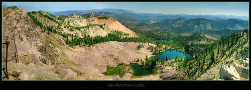 Red Mountain Lakes