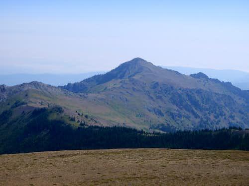 Peak B and Tyler Peak