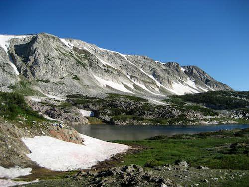 North Medicine Bow Peak