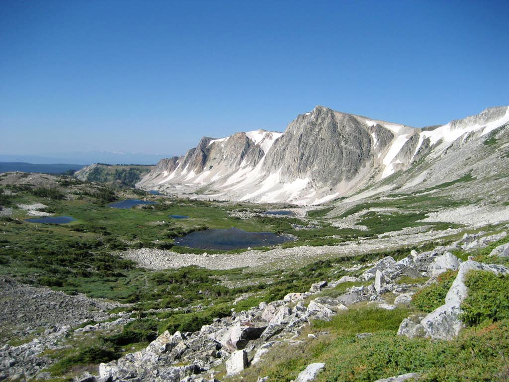 South Medicine Bow Peak