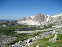South Medicine Bow Peak