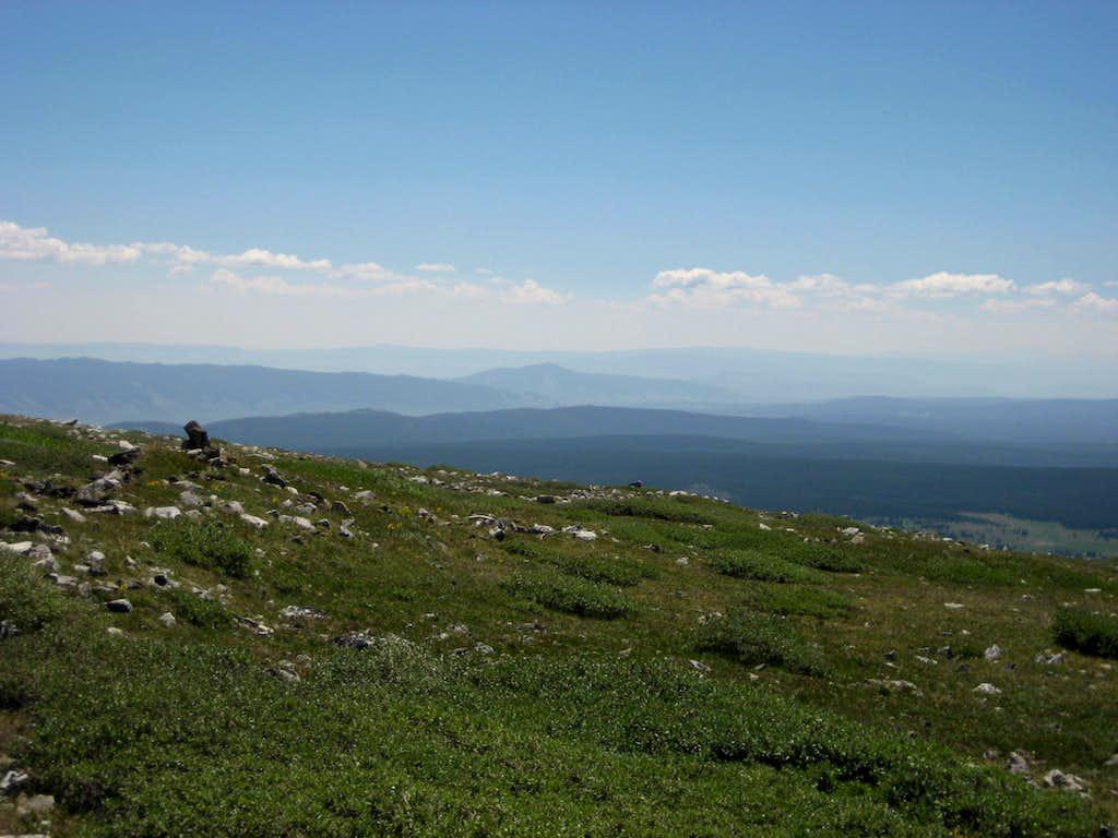 Browns Plateau