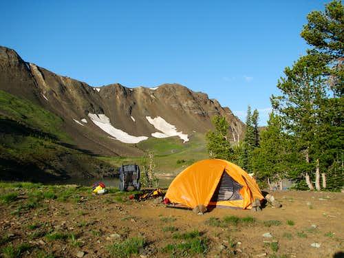 Camp at Dollar