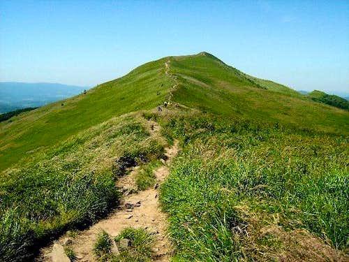 Kruhly Wierch (1297 m)