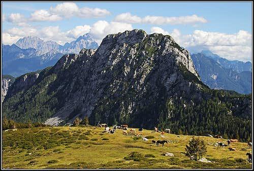 Monte Malvueric / Malurch