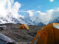 Masherbrum from Goro 2