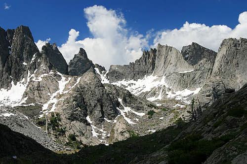 Alpine Climbing in the Cirque of the Towers (Photo Trip Report)