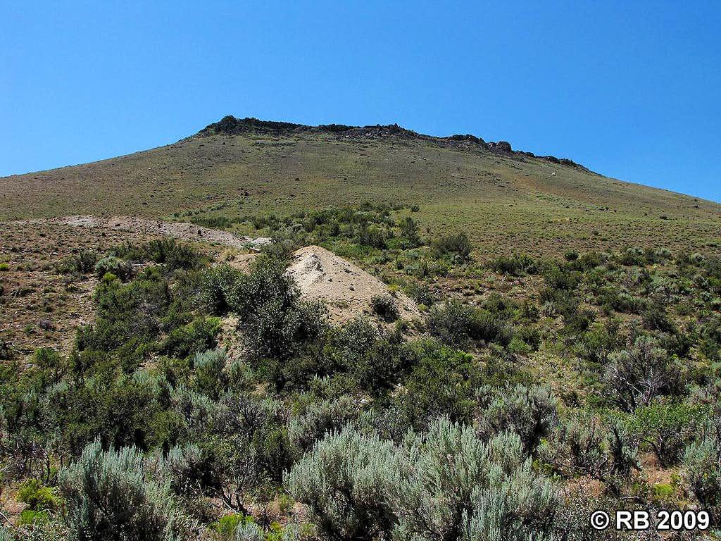 Tabletop Mountain