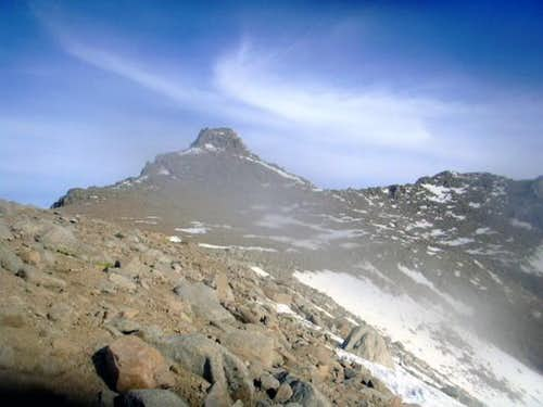 May 15th, 2004 - Mt Mallory...
