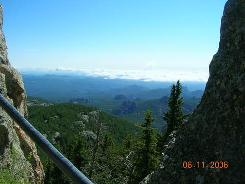 Harney Peak Morning View