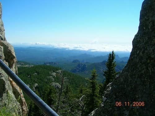 Black Elk Peak Morning View