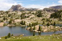 Beartooth High Lakes