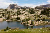 Beartooth High Lakes