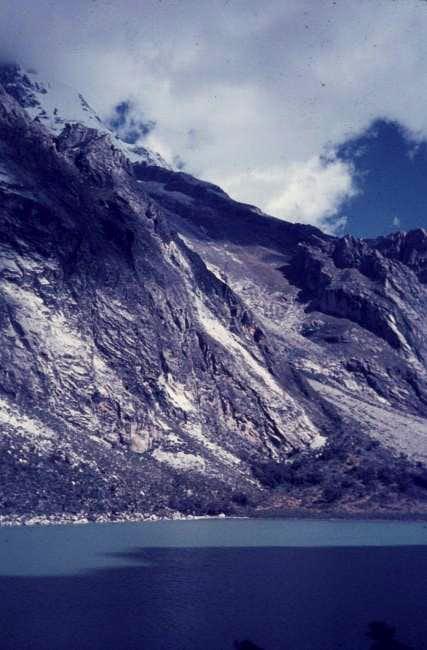 Upper Yanaganuca Lake from...