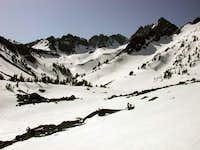 Horse Creek Peak (on the...