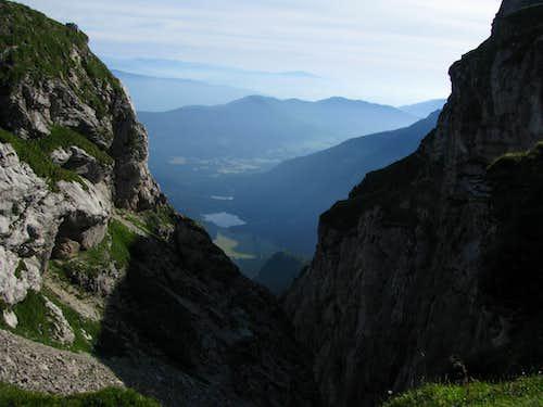 Laghi di Fusine in Valley