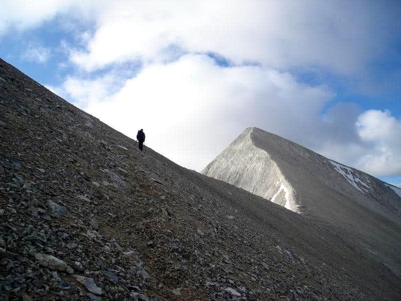 D. O. Lee Peak