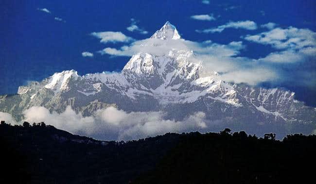 Mt. Machhapuchari, Nepal
