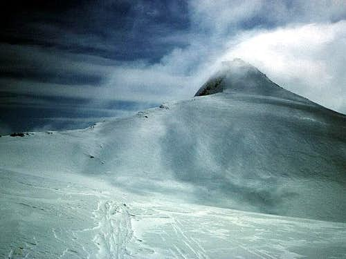 cima Presanella - from Sella...