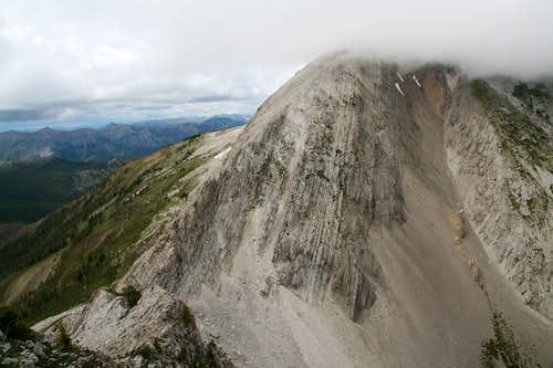 Old Baldy-- South Ridge