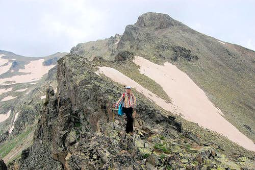 Climbing the East Ridge of Abdal Musa and Cit Creek-Artabel Traverse
