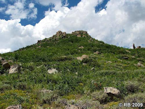 Nannies Peak