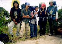 5 climber from jogja, Mapala...