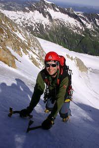 Grosser Bärenkopf West peak Northface