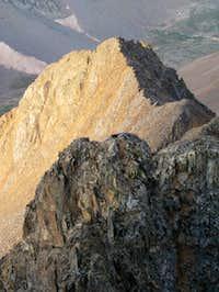 Wilson Peaks False Summit