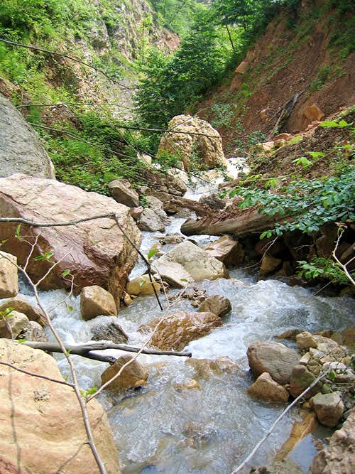 Kojoor Canyon