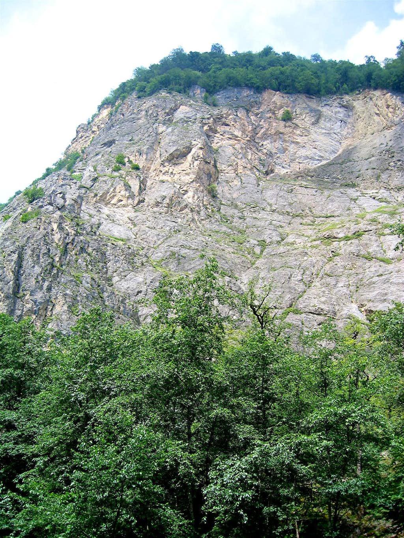 The Big Gray Wall