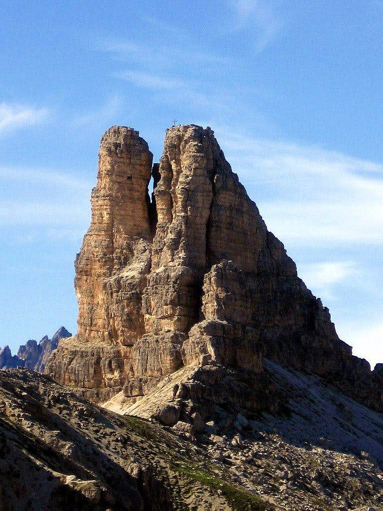 Torre di Toblin (2617m)