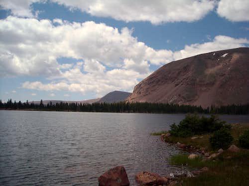East Timothy Lake