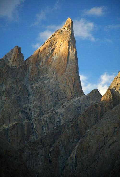 Rock Towers of Baltoro