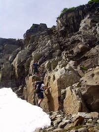 Class 5 Climbing