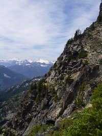 The Southeast Ridge