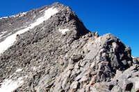 Bierstadt via the Sawtooth Ridge