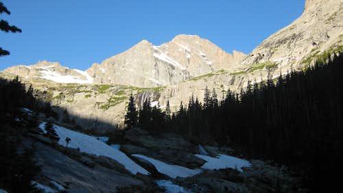 McHenrys Peak