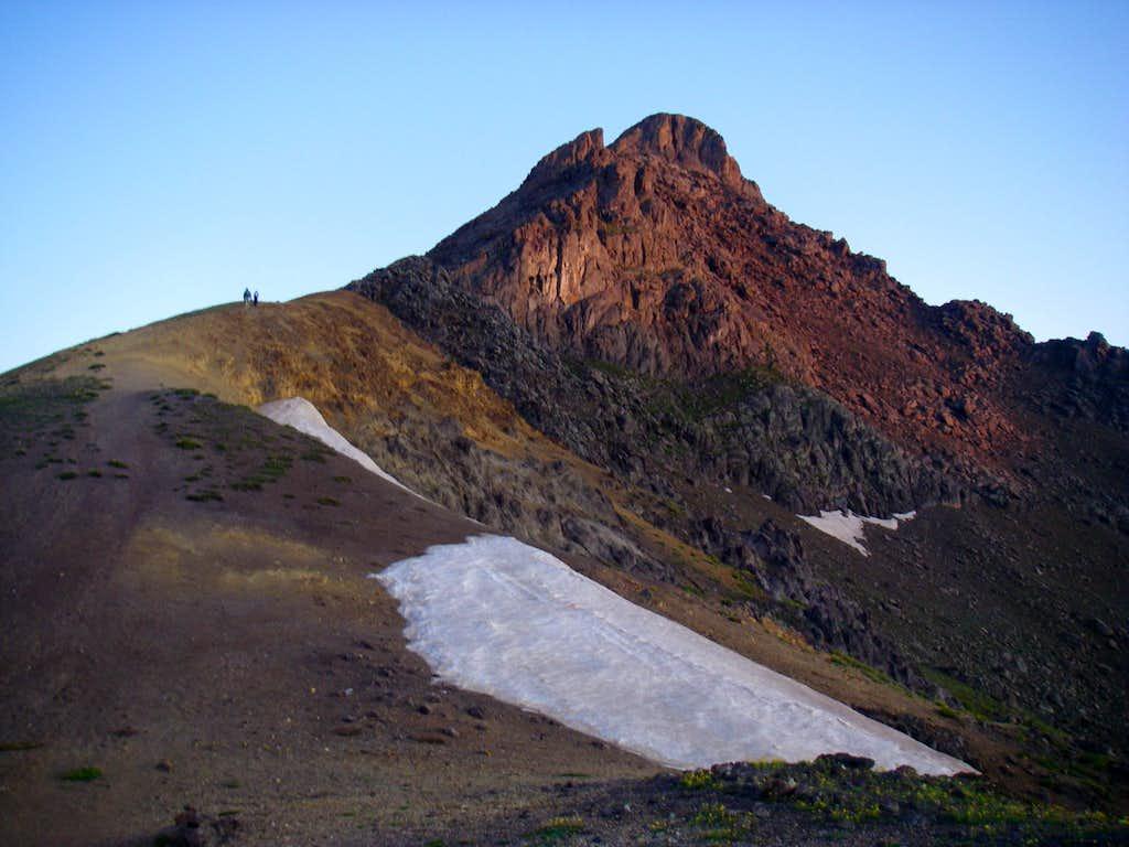 Wetterhorn Peak A